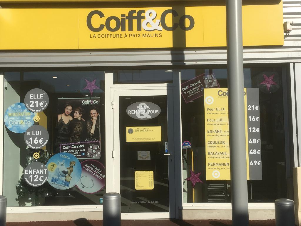 Salon De Coiffure Sete Coiff And Co Coiffeur 2 Avenue Grand Large 34300 Agde