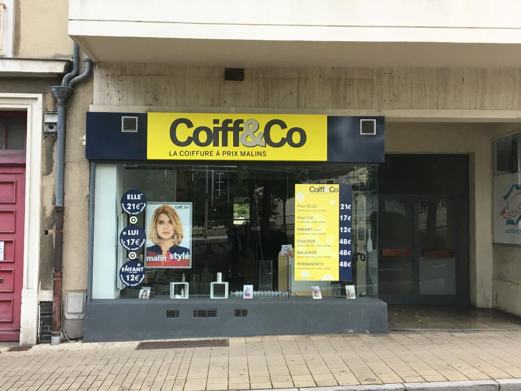 Coiffure N Co Coiff Andco Coiffeur 14 Avenue Denis Papin 49000 Angers