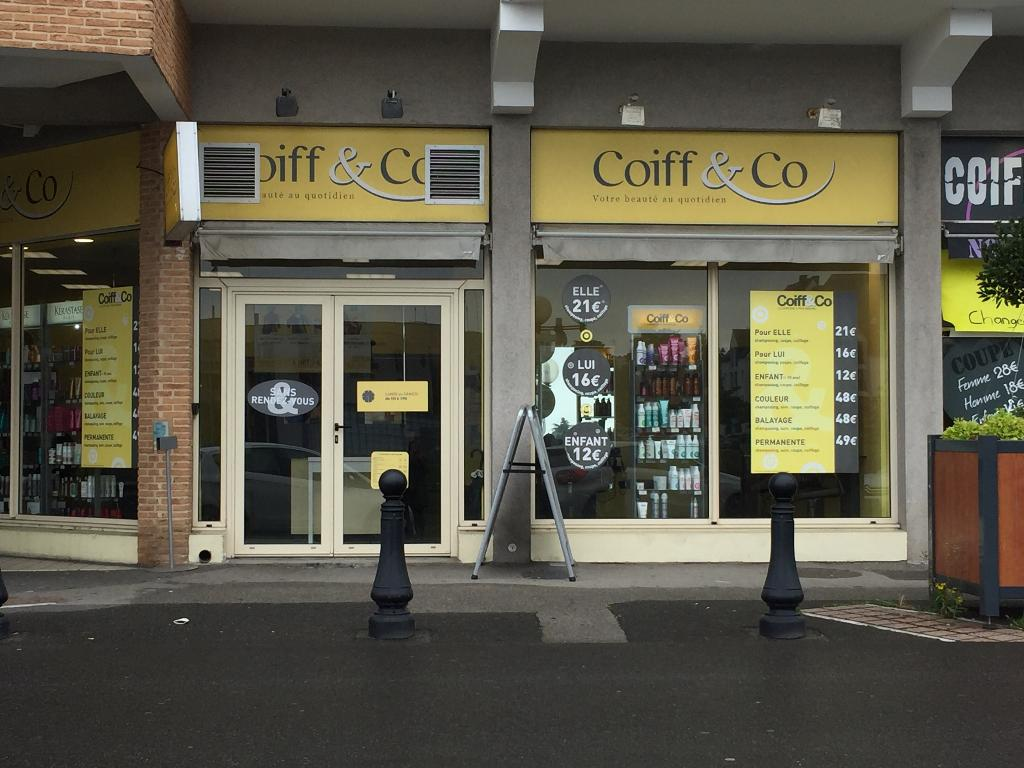 Coiffure N Co Coiff Andco Coiffeur 3 Rue François Mauriac 56600 Lanester
