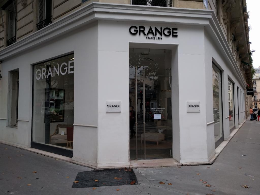 Meubles Grange France Grange 254 Bd St Germain 75007 Paris Magasin De Meubles