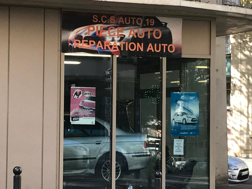 Garage Auto Paris Scs Auto 19 Paris Garage Automobile Adresse Horaires Avis