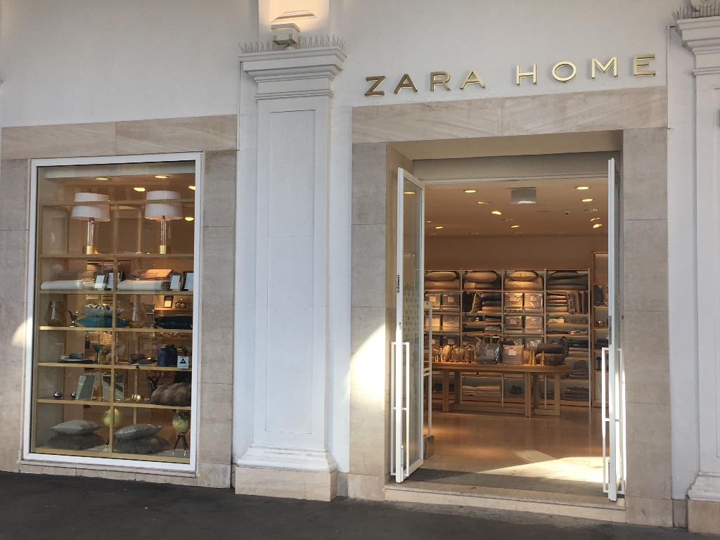Home Magasin Zara Home Magasin De Décoration 1 Bis Place Masséna 06000 Nice