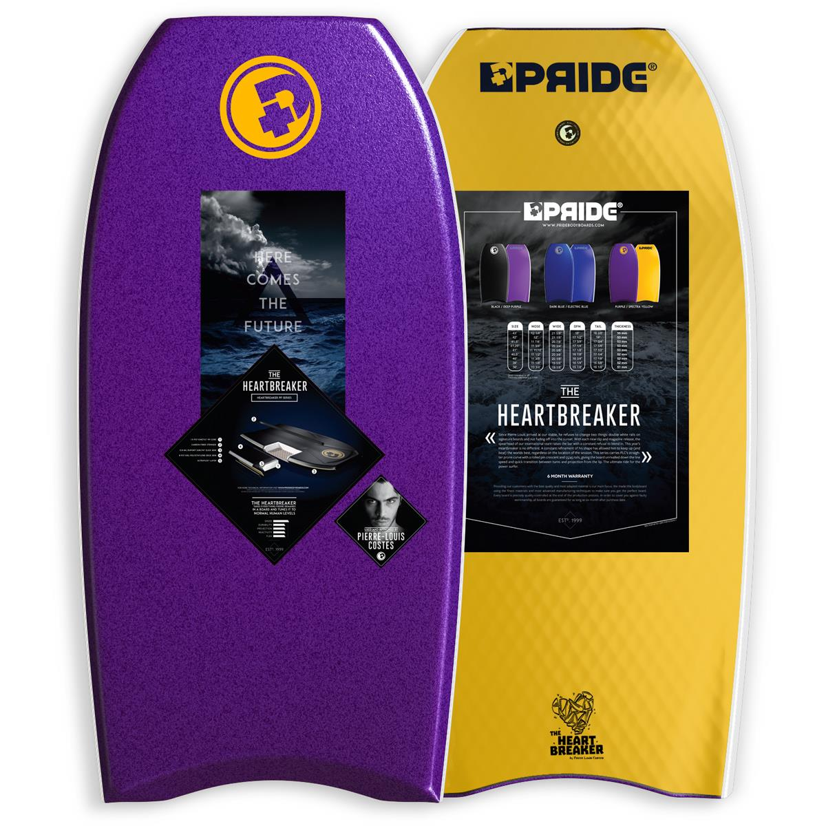 Www.twenga.de Pride Bodyboards Pierre Louis Costes