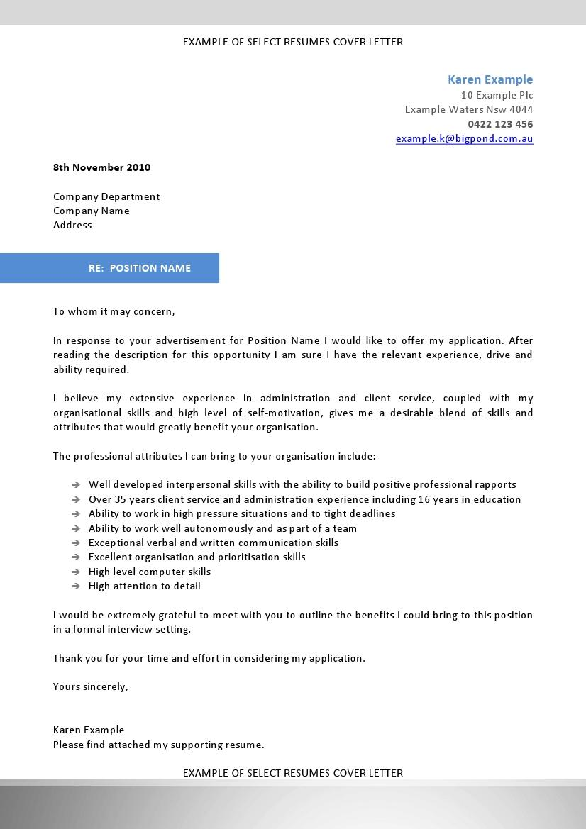 how to write cover letter addressing the selection criteria  also how to write cover letter addressing the selection criteria