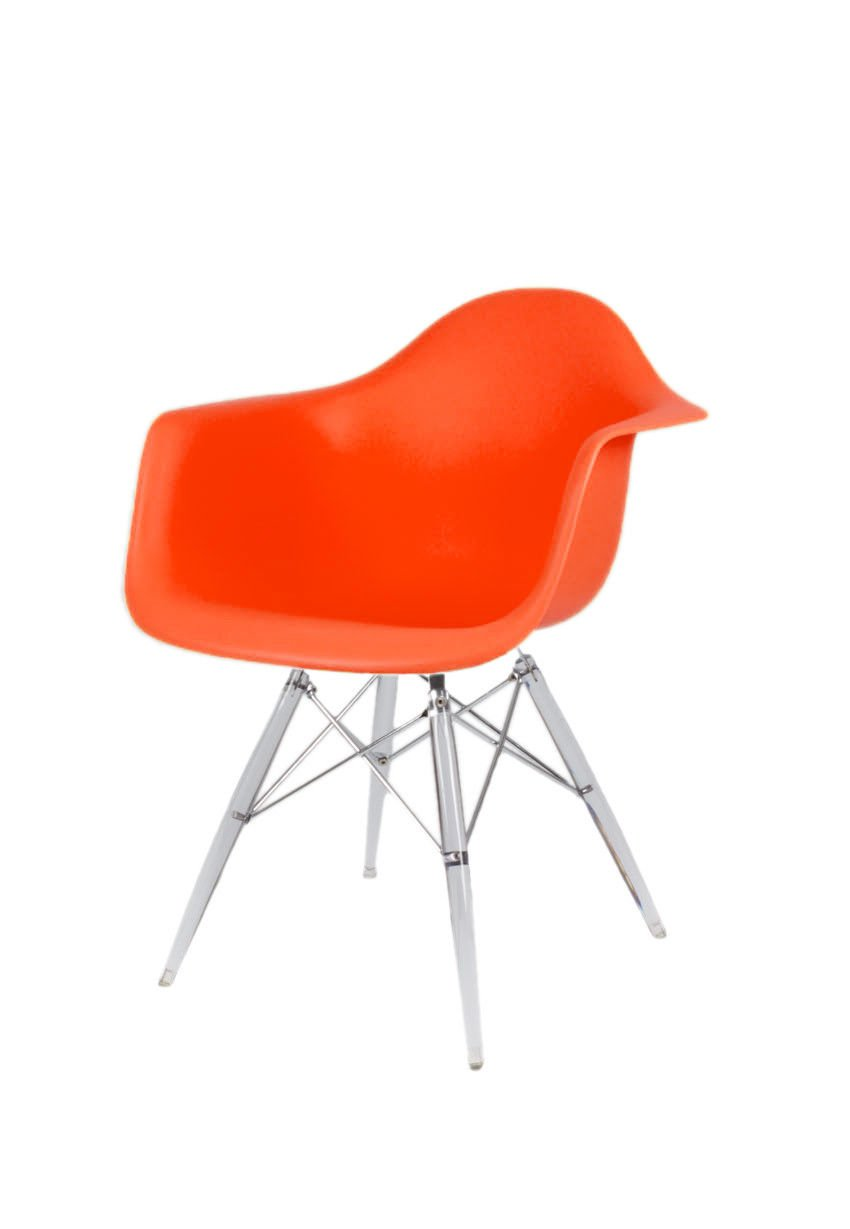 Sk Design Kr012f Orange Sessel Clear Orange Angebot