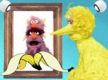 Two Headed Monster Sesame Street Journey To Ernie