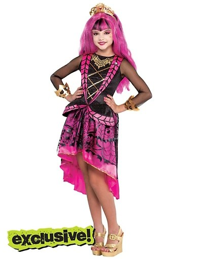 Image - 13 Wishes Draculaura Costume.PNG - Monster High Wiki