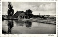 Ansichtskarte / Postkarte Bad Laer in Niedersachsen, Blick ...
