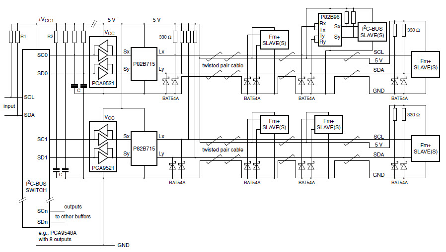 AN10710 Reference Design I2C Bus Interface Arrow