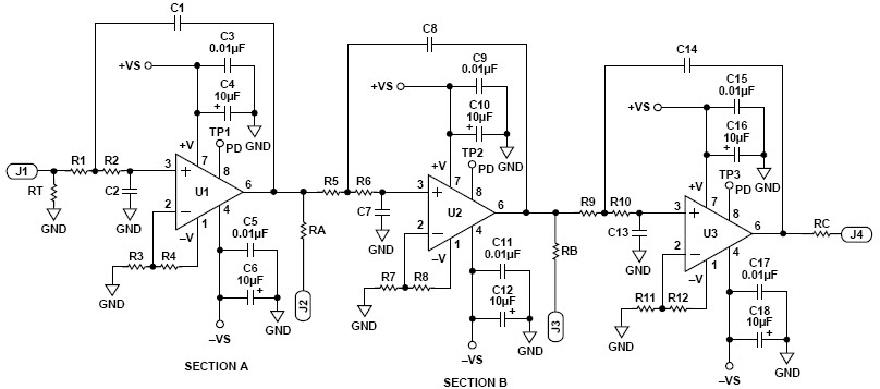 Phenomenal Active Lowpass Filters Auto Electrical Wiring Diagram Wiring Database Numdin4X4Andersnl