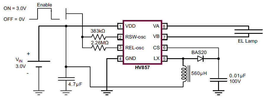 circuit 4 input and logic enlarge