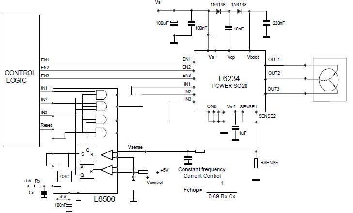 3 phase static converter wire diagram