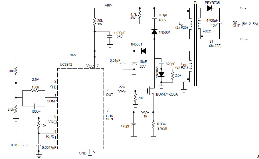 for the efficient led driver circuit