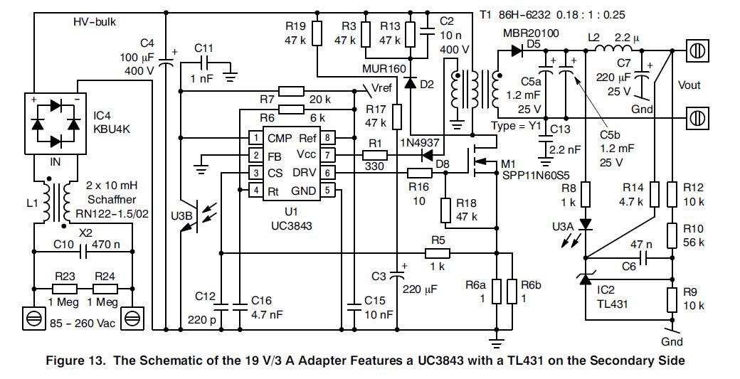5v regulator schematics