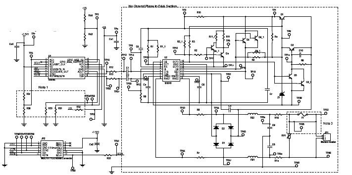 tv circuit board parts tv circuit board parts manufacturers in