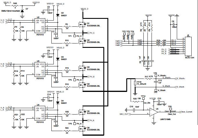 avr usb programmer circuit