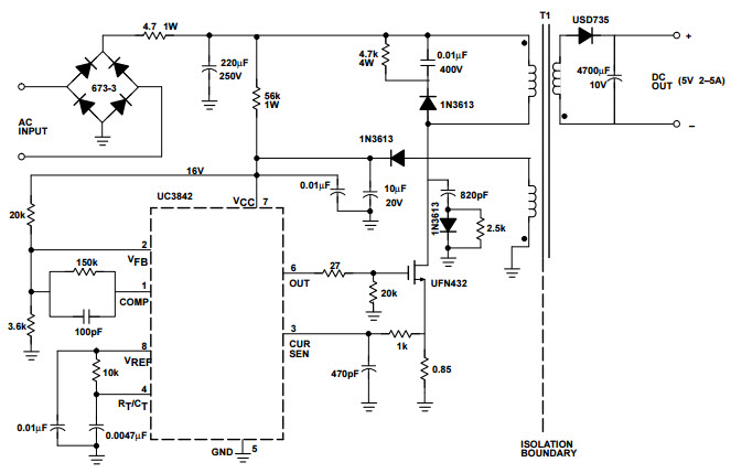 flyback circuit