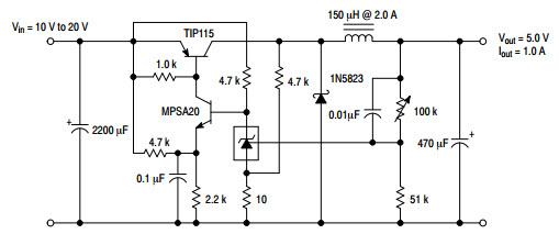 precision battery voltage monitor schematic