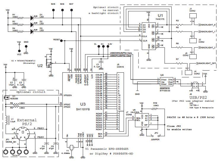 single circuit usb carrier board sale