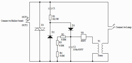 240v Ballast Wiring Diagram Index listing of wiring diagrams