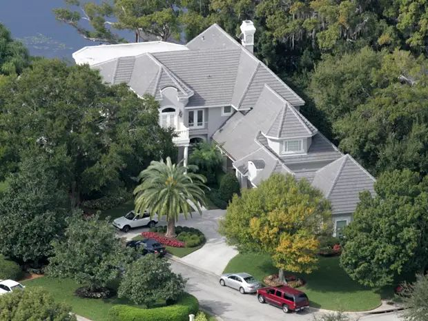 tiger woods home in orlando