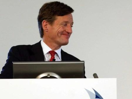 Nick Sloane Credit Suisse
