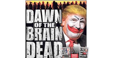 Daily News unloads on Donald Trump - Business Insider