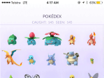 Go All Pokemon Pokedex