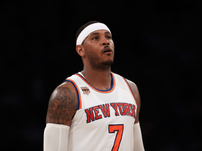 Phil Jackson gave Carmelo Anthony a special bonus in his $124 million contract, and it's coming ...