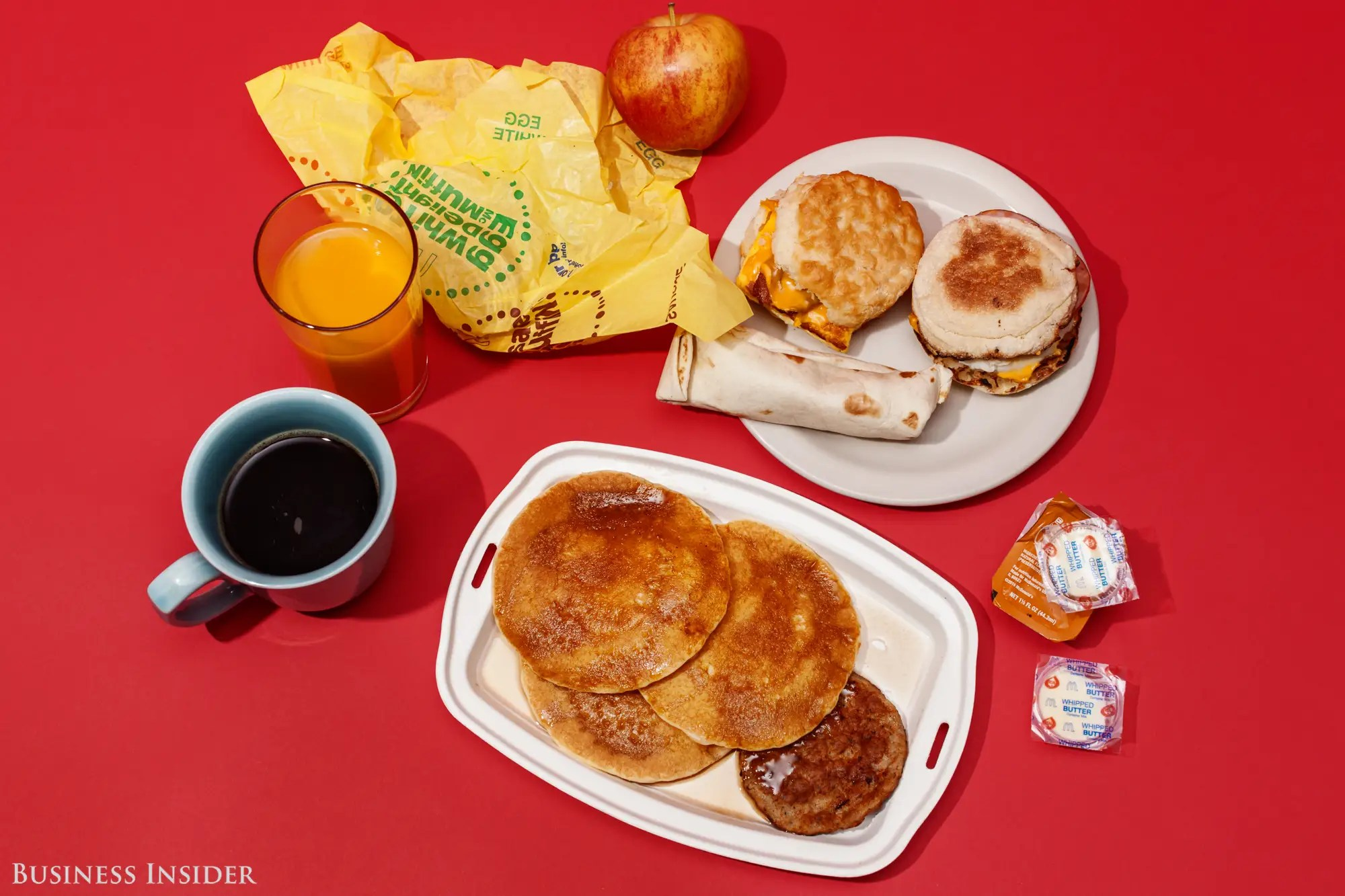 Breakfast All Day We Ranked Everything On Mcdonald S All Day Breakfast Menu From