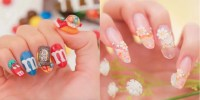 Pictures: Beautiful Japanese nail art ideas on Instagram ...