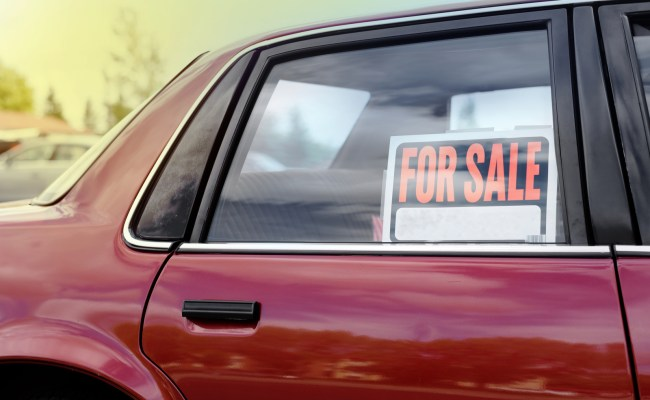How To Sell Your Car Online Cargurus