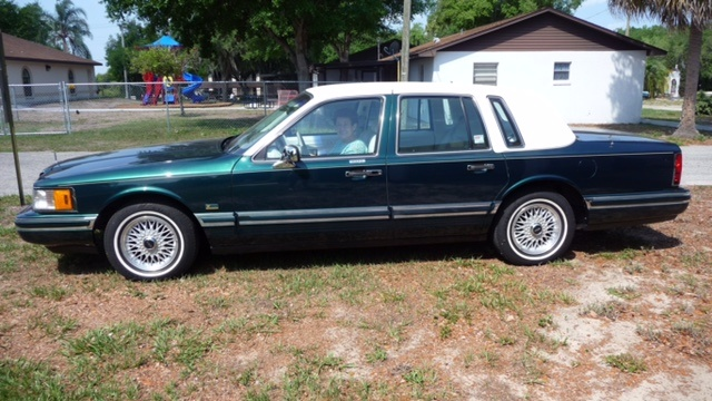 1992 Lincoln Continental - Overview - CarGurus