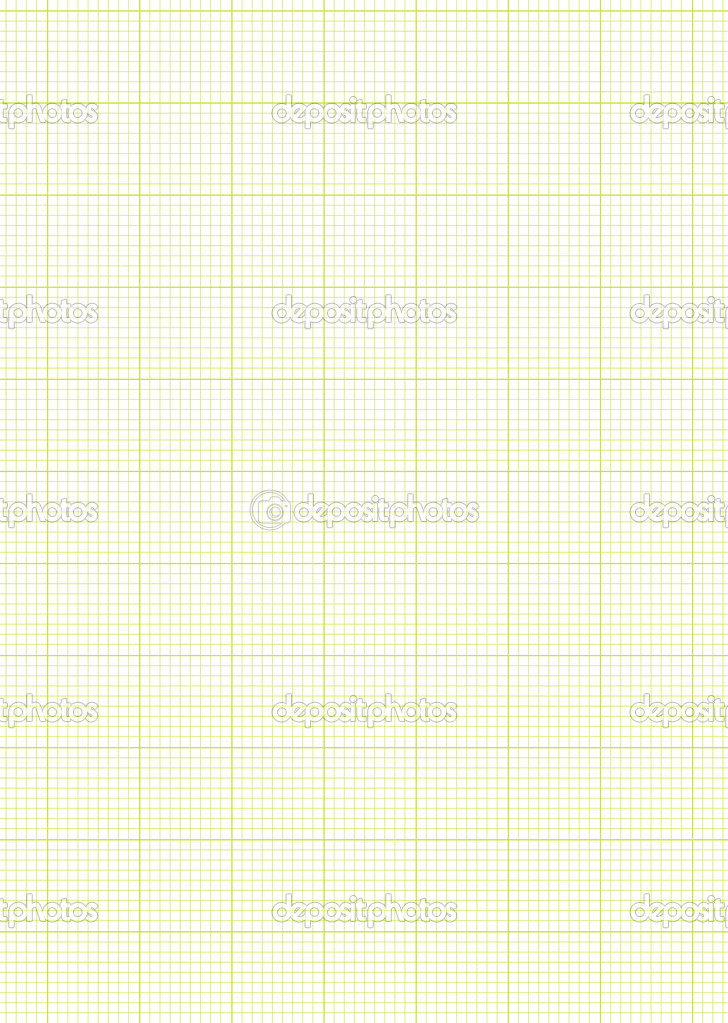 Graph paper A4 sheet green \u2014 Stock Vector © Nicemonkey #4024314 - graph sheet download