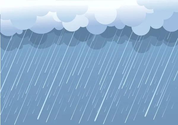 Free Falling Leaves Live Wallpaper Rain Stock Vectors Royalty Free Rain Illustrations