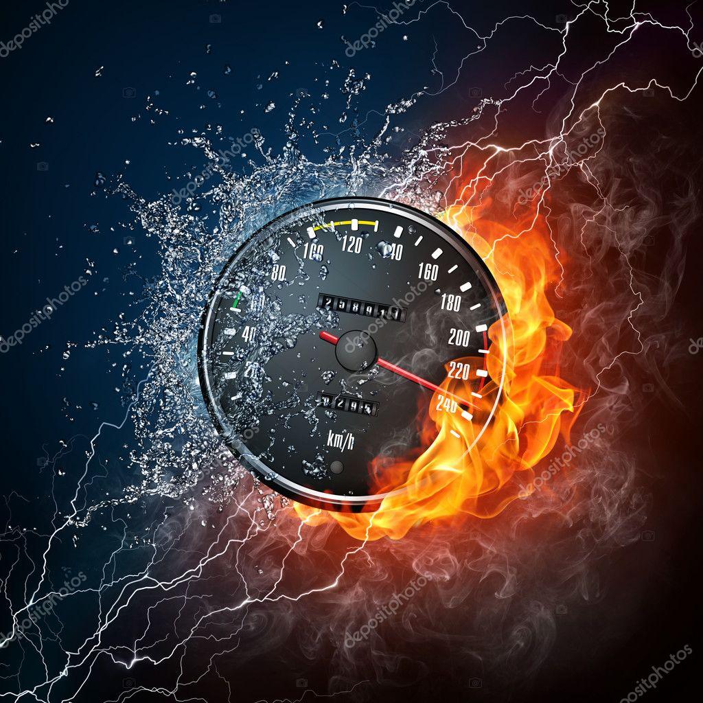 Awesome Race Car Wallpapers Speedometer Stock Photo 169 Rastudio 4274293