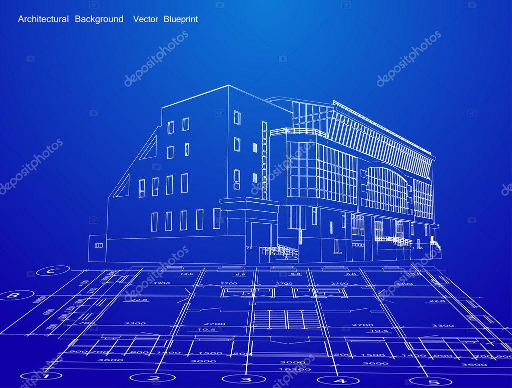 Titanic 3d Pro Live Wallpaper Free Download Architektur Blueprint Eines Hauses Vektor Stockvektor