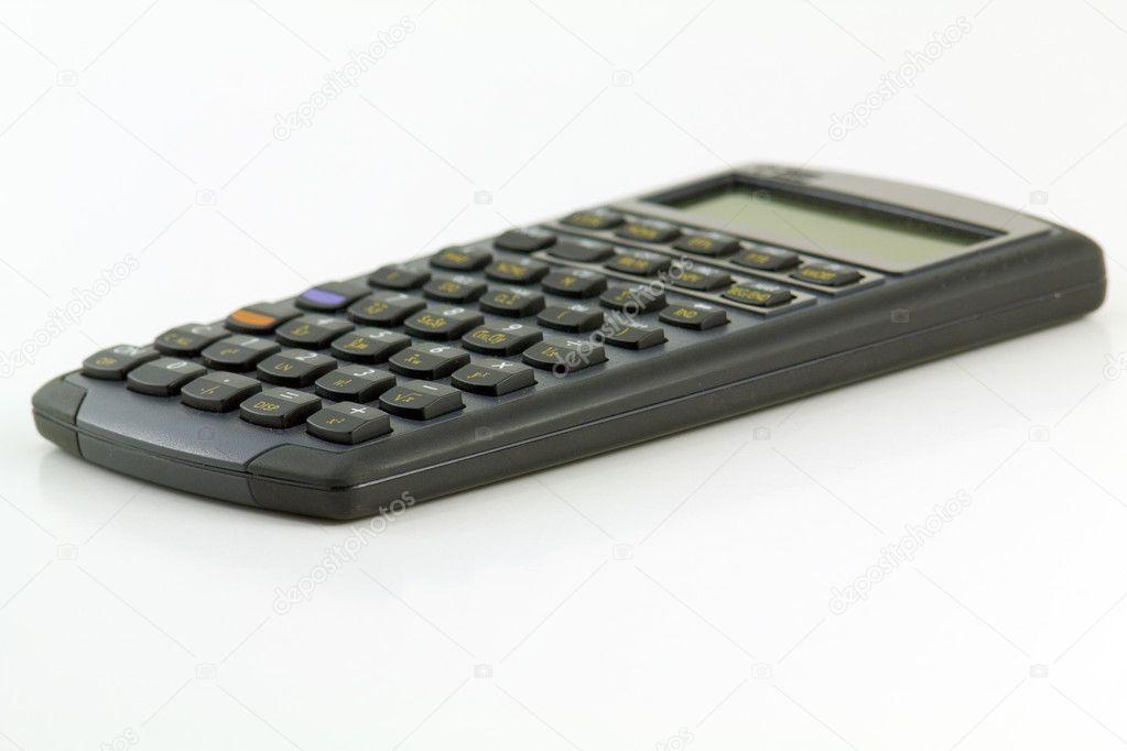 Detailní záběr Hypoteční kalkulačka \u2014 Stock Fotografie © markjbates