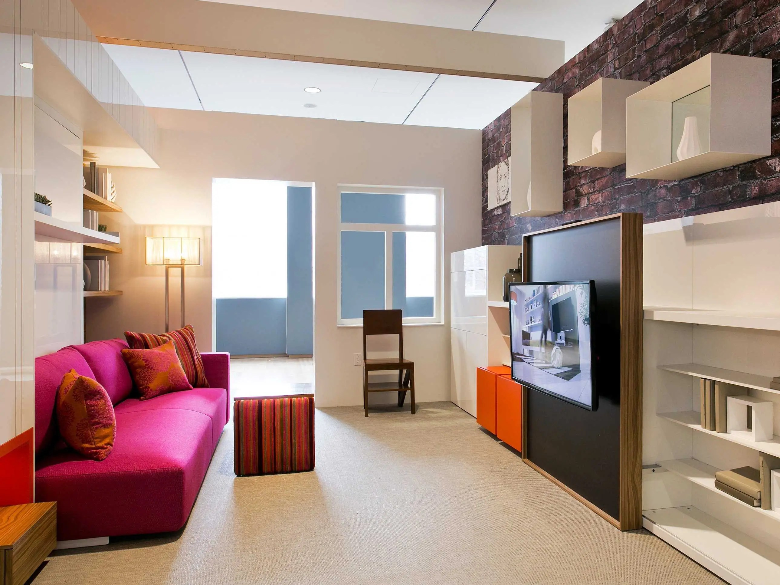 Micro Appartement Interior Design Of Ny Micro Units Business Insider