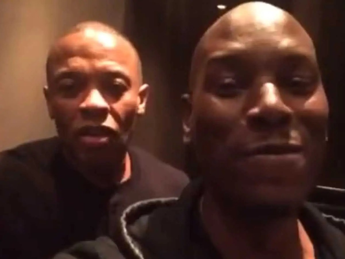 When news of the deal broke, Dr. Dre and Tyrese filmed a celebration video claiming that Dre would be hip-hop's very first billionaire. His net worth is now estimated to be about $700 million.