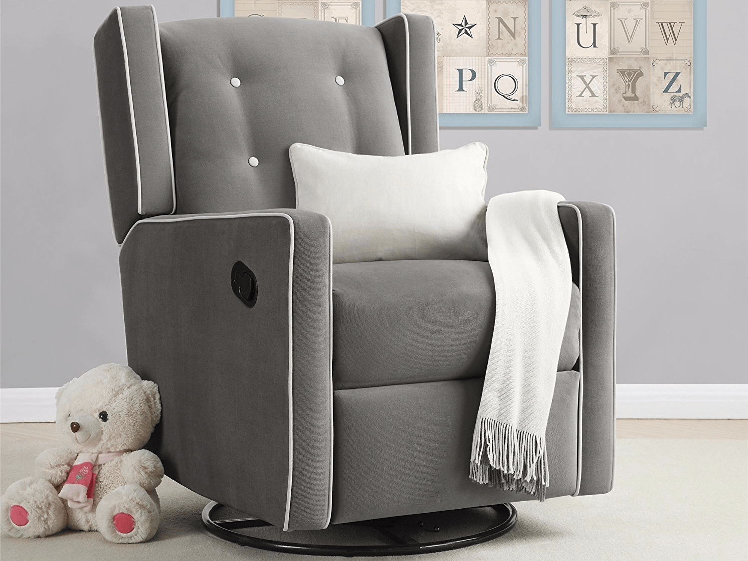Nursing Chair Brisbane The Best Gliders And Rocking Chairs You Can Buy On Amazon
