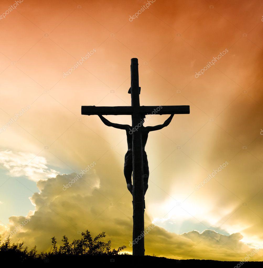 Jesus Christ 3d Wallpaper Jesus Christ On Cross Stock Photo 169 Wdgphoto 7149170