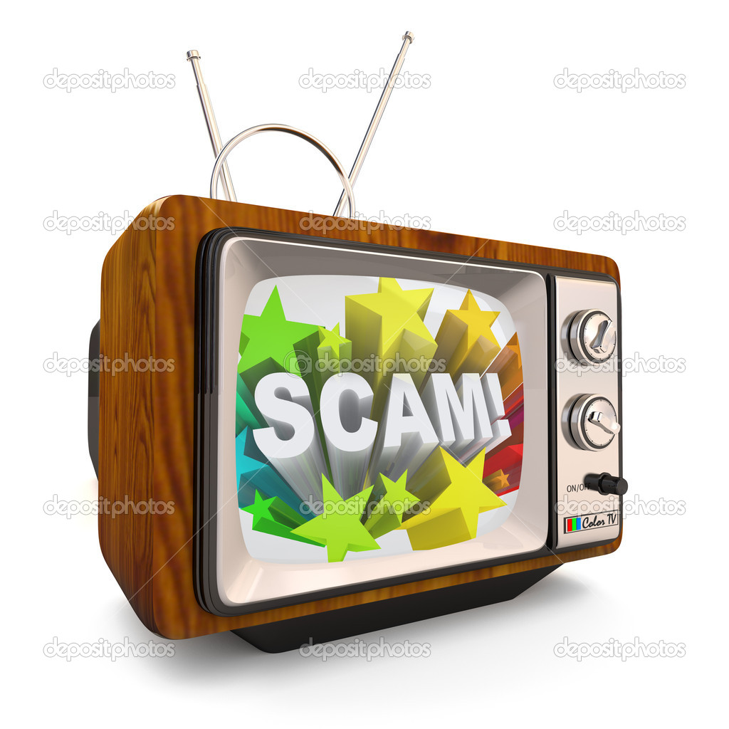 Product Scams Not Infomercial