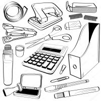 Office Supplies: Drawing Office Supplies
