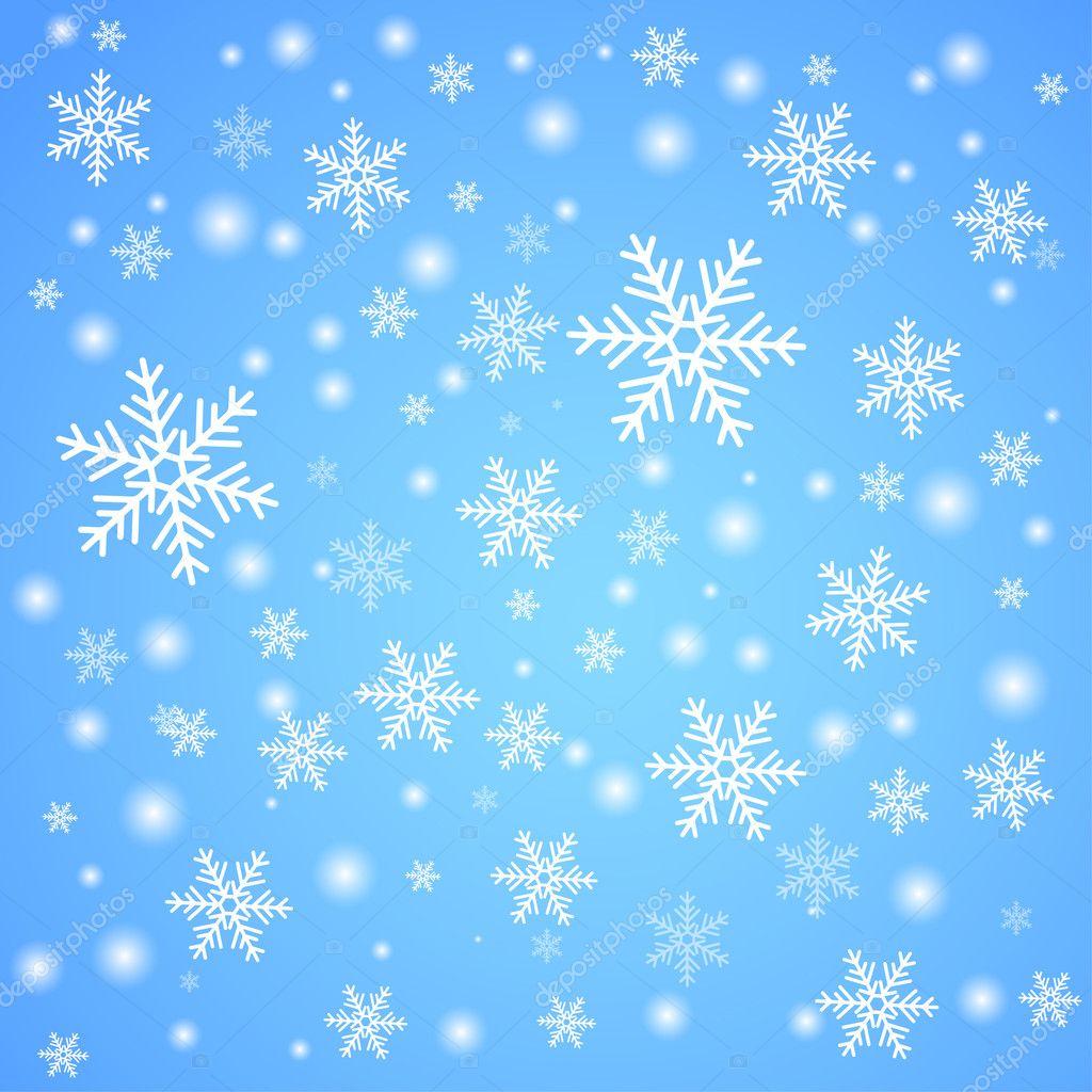 Free Snow Falling Live Wallpaper Snow Fall Stock Vector 169 Krulua 6884877