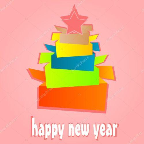 8164779OrigamiNewYearTreechristmasholidaycardjpg Origami Christmas Tree Card