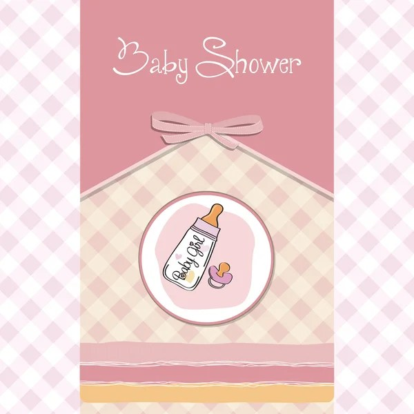 Baby girl announcement Stock Photos, Royalty Free Baby girl