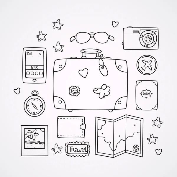 Travel doodles Doodling Pinterest Travel doodles, Doodles - travel policy template