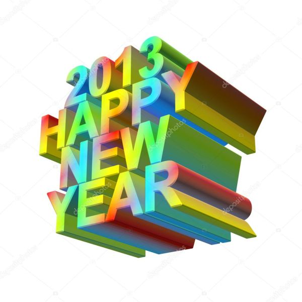 2013 happy new year  Stock Image. 1024 x 1024.Google Happy New Year Pictures