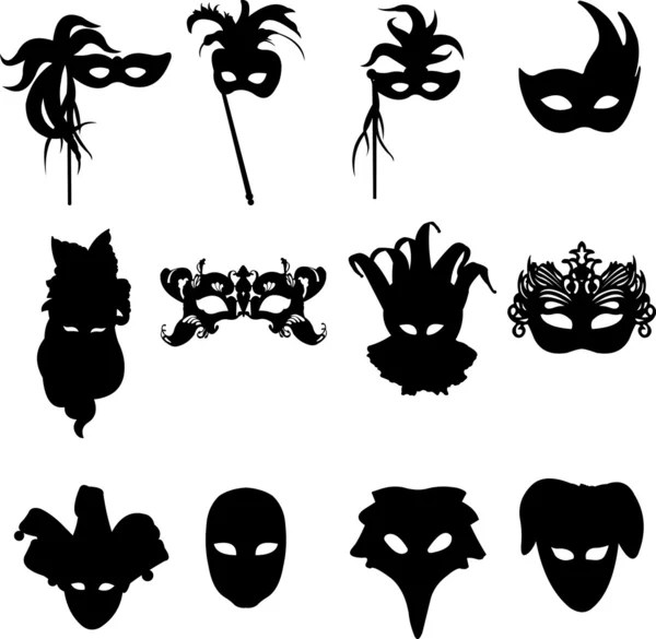 Black and white drama masks Black and White Clipart Pinterest - bat template